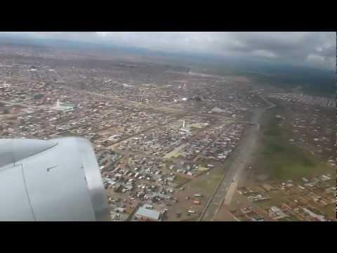 El Alto Airport Bolivia - Take Off!