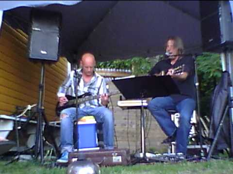 All my love - Rocazino (cover) Sandbye & Ralle duo live