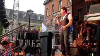 Nathan Carter @ Monaghan Country Music Festival 2014
