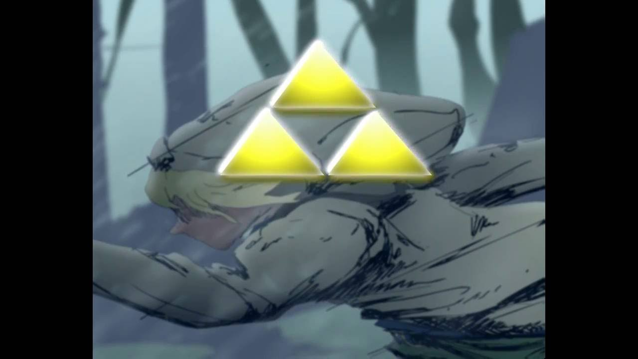 NEW SERIES! Zelda Triforce!