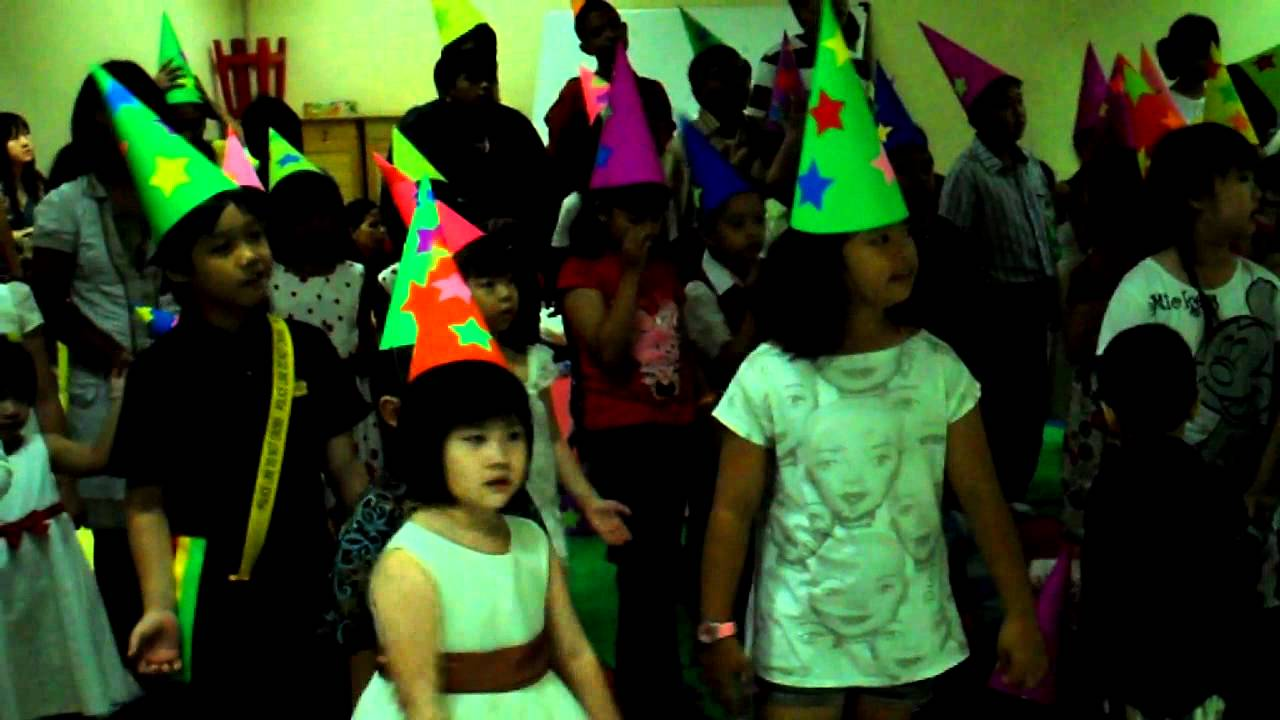 Acara Natal Sekolah Minggu Dome Of Tiberias Part 1 Youtube