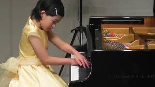 当教室13回ピアノ発表会より ドビュッシー:「子供の領分」より 第1曲 ...