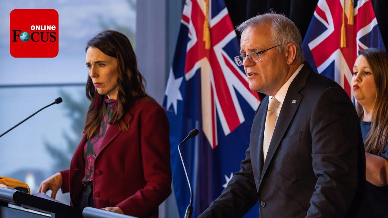 Download Plötzlich stehen Australien und Neuseeland vor den Scherben des No-Covid-Plans