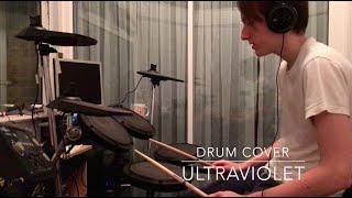 Ultraviolet | Drum Cover | Stiff Dylans