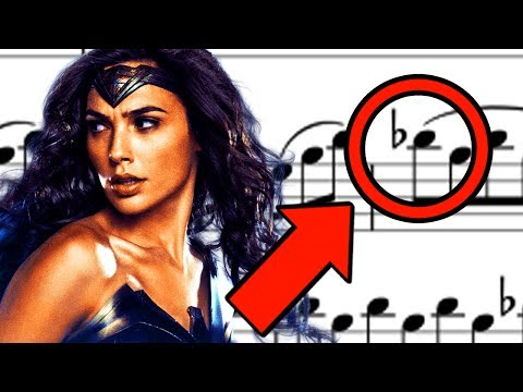 Wonder Woman Theme  - Why It Evokes Intense Power