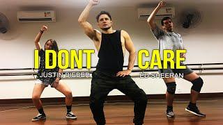 I DON'T CARE - Justin Bieber, Ed Sheeran - @EduardoAmorimOficial Choreograhy