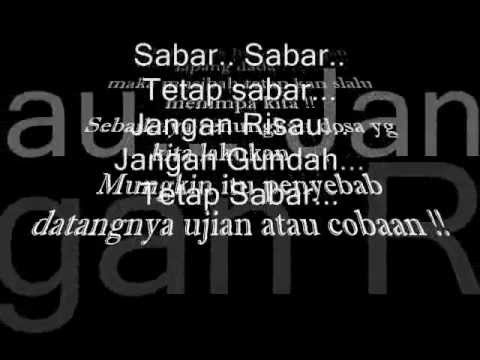 8 BALL Ft. NINJA TURTLES - Sabar ( Lyric )