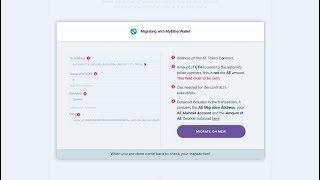 AirGap Vault and MyEtherWallet + Ledger AE Token Migration Guide