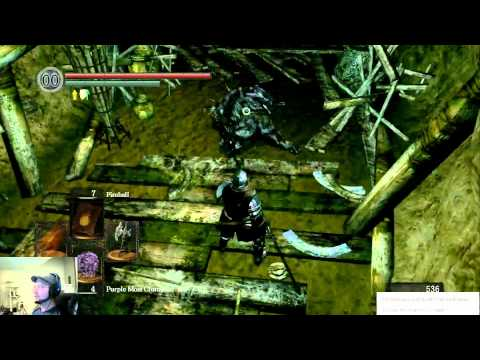 Dark Souls - Drunkthrough Part 14: Undead Dragon and Escaping Lower Undead Burg