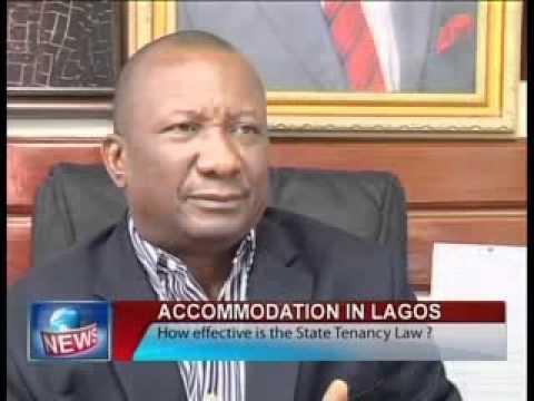 Lagos tenancy law