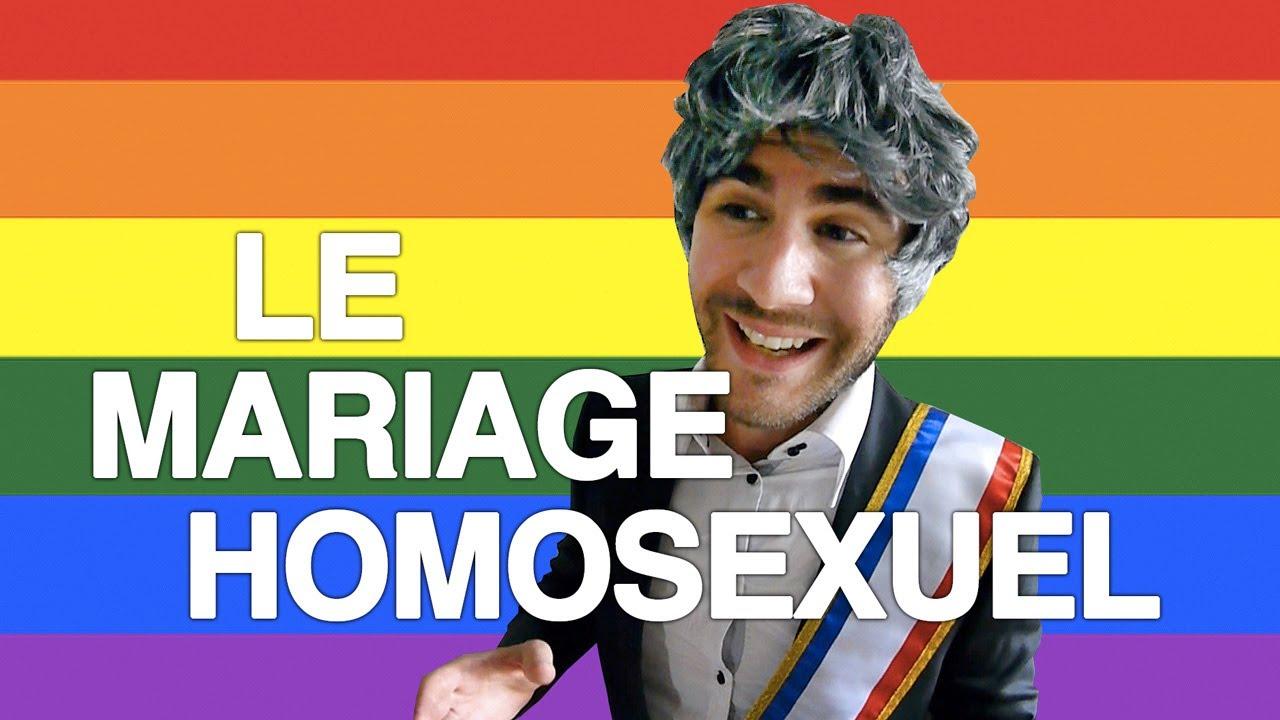 cyprien le mariage homosexuel youtube. Black Bedroom Furniture Sets. Home Design Ideas