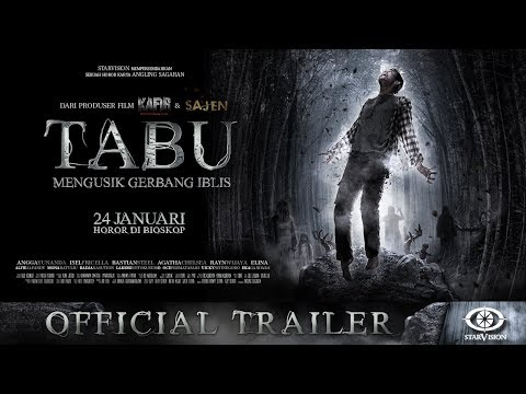 TABU Mengusik Gerbang Iblis Official Trailer