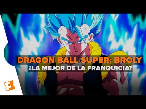 Crítica a 'Dragon Ball Super: Broly' [SIN SPOILERS]