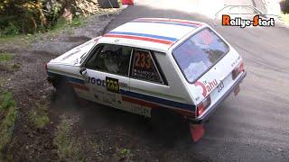 Rallye du Mont-Blanc VHC 2015 [HD] - Rallye-Start