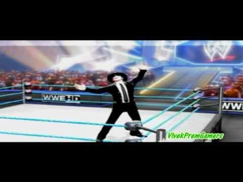 Michael Jackson - WWE All Stars CAW : Formula Inside + Gameplay