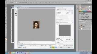 How To Resize Photo And Signature For SSC Online Application Using Photoshop
