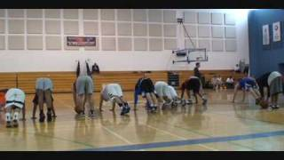 10 min Basketball Dynamic Warm Up