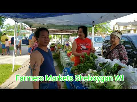 Farmer Market Sheboygan WI