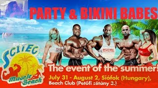 Muscle Beach Bikini Babes Party 2015