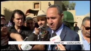 الجزائر تفتح مدينة للانتاج السينمائي و فيلم عبد الحميد إبن باديس اول مشريعها مع المخرج باسل الخطيب