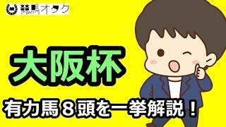 【2017大阪杯】有力馬8頭を一挙解説! thumbnail