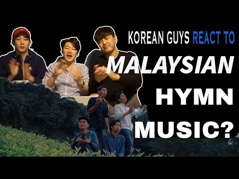 Korean guys React to NASYID MUSICIAN: