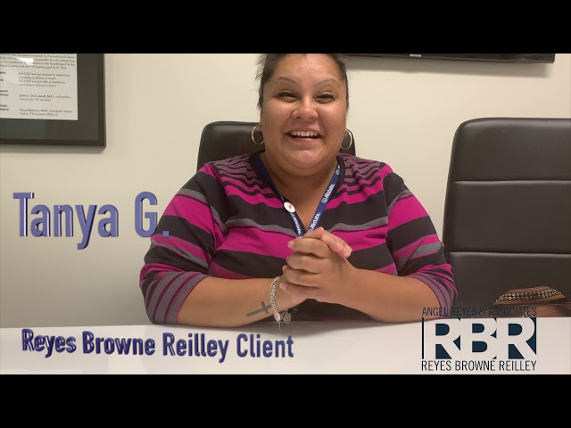 Tanya G. – Dallas TX Injury Lawyer Review