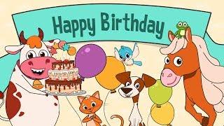 Geburtstag - Happy Birthday - Geburtstagslied - Ständchen