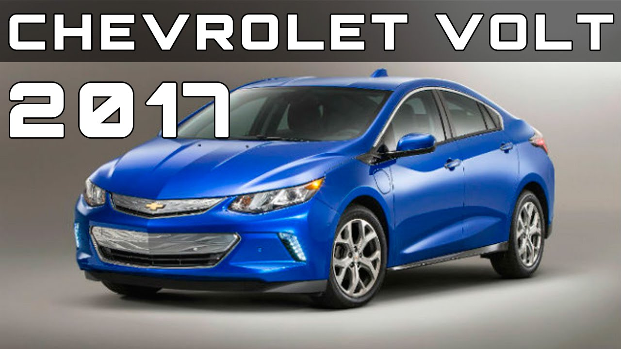 2016 Chevrolet Volt Review Rendered Price Specs Release Date