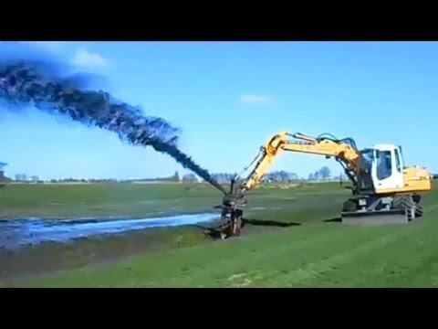 New Amazing World Latest Technology Intelligent Heavy Equipment Mega with Construction