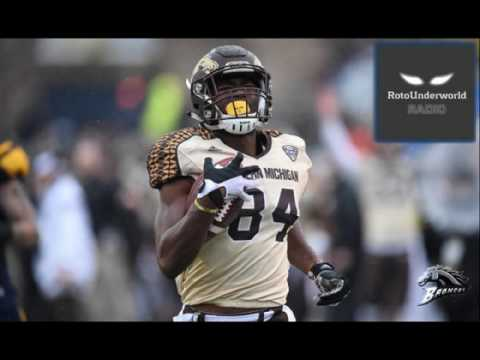 Corey Davis is one of a few skill position players with true first round talent in the NFL Draft