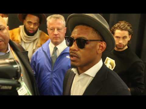 DANIEL JACOBS GIVES IMMEDIATE REACTION TO HIS DEFEAT TO GENNADY GOLOVKIN - 'I THOUGHT I WON'