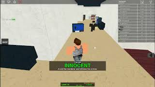 I got kicked out from a game in roblox for no reason!!! Roblox the mad murderer