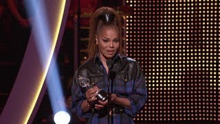 Janet Jackson is honored with our very first Impact Award at the 20...