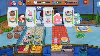SpongeBob - Krusty Cook Off (주…