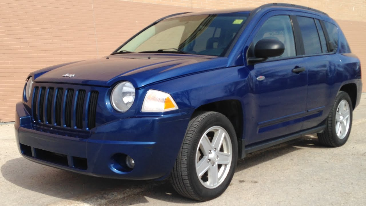 2009 jeep compass north edition cheap jeep for sale youtube. Black Bedroom Furniture Sets. Home Design Ideas