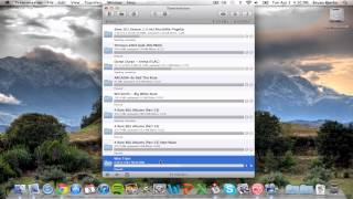Transmission (Best Torrent Client for Mac) - 2012