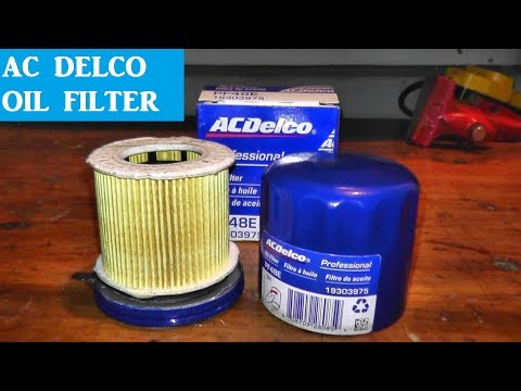 ACDelco PF53 Professional Engine Oil Filter