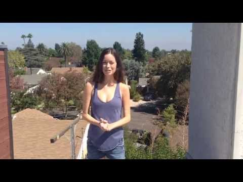 Summer Glau ALS ice bucket Challenge