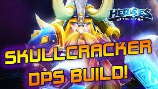 Muradin, Skullcracker DPS Build! [Heroes Of The Storm]