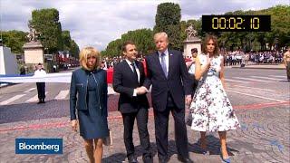 Analyzing the Handshake Between Trump and Macron