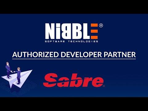 SABRE AUTHORIZED DEVELOPER PARTNER: Nibble Software