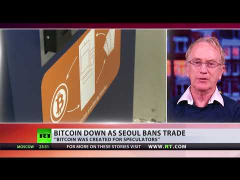 South korea cryptocurrency trading