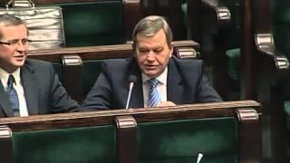 [128/431] Romuald Ajchler: Dziękuję bardzo. Panie Marszałku! Panie Premierze! Otóż będę kon..