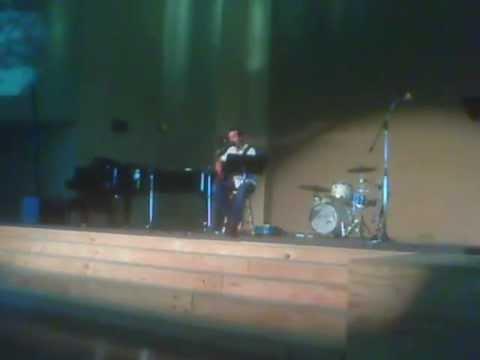 "David Vella ""Here I Am""  - Austin Ignite June 2nd, 2012"