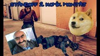Standoff 2 MONTAJ #2 ( Komik Anlar)