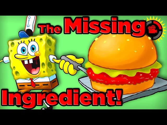 Film Theory: The Secret Ingredient of SpongeBob's Krabby Patty! (SpongeBob SquarePants)