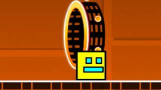 Geometry Dash Animation - UFO (Unfinished)