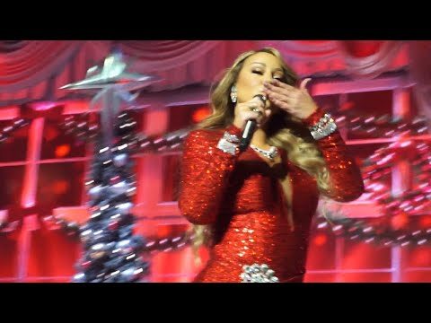Mariah Carey - Christmas (Baby Please Come Home) 11/29/2019 - Las Vegas