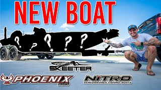 So I Got A New Boat..(MAJOR UPGRADES)